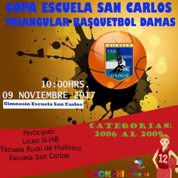 Copa san Carlos