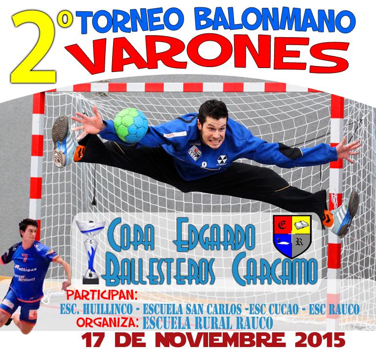 Balonmano Rauco 2015